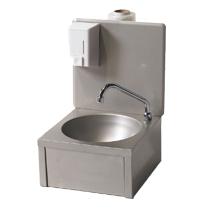 Lave mains et sèche mains