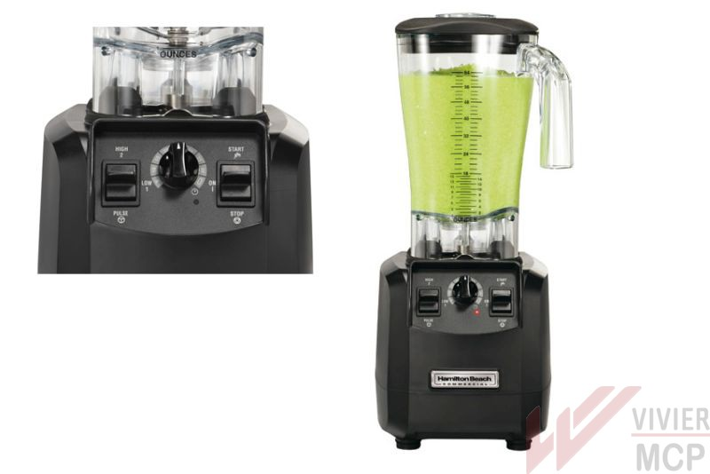 Blender Mixeur Hamilton beach HBH550 Fury