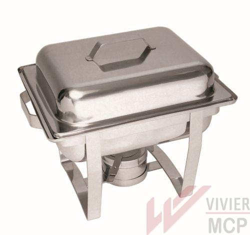 Chafing dish GN1/2 compact et économique