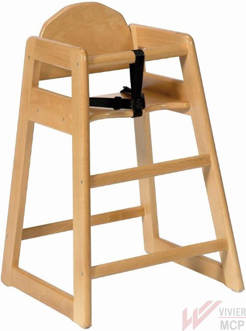 chaise haute pour enfant sans plateau chaise haute professionnelle pour enfant en bois. Black Bedroom Furniture Sets. Home Design Ideas
