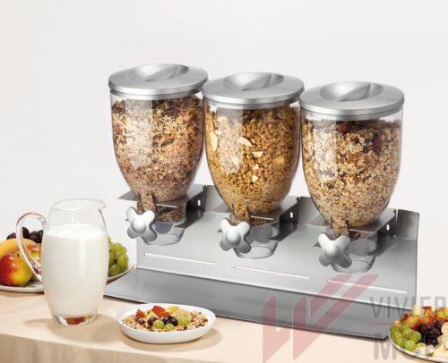 Distributeur de céréales économique pour buffets