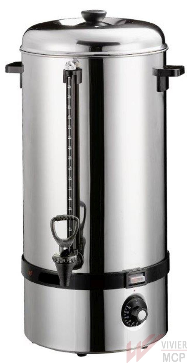 Distributeur d'eau chaude professionnel 19l