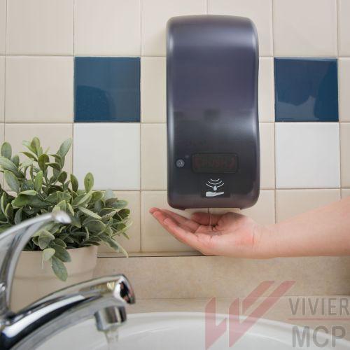 Distributeur de gel hydroalcoolique sans contact