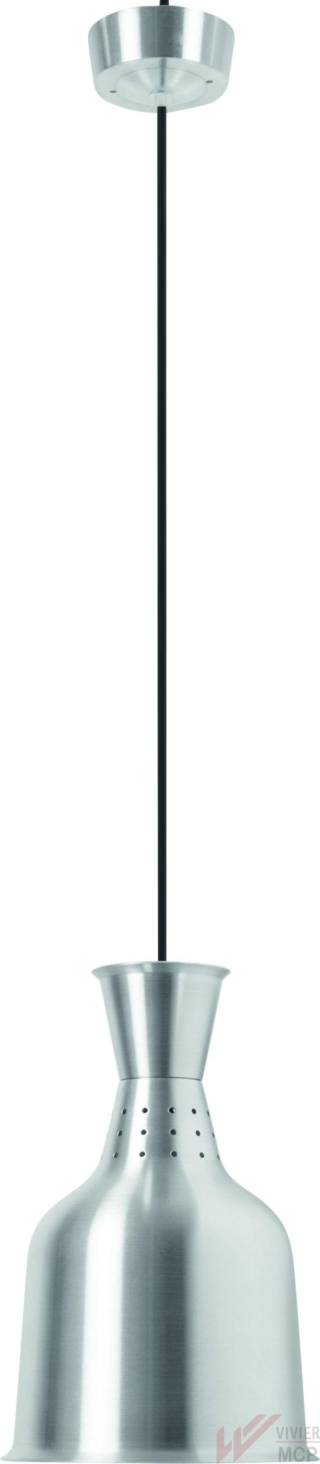 Lampe chauffe plat infrarouge suspendue