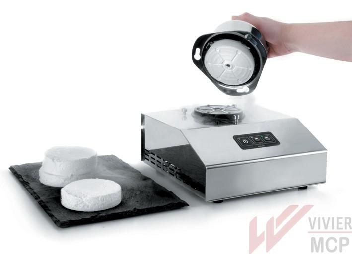 Machine pour fabriquer les pains de glace - Vivier MCP