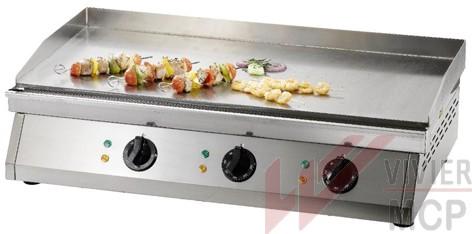 Plancha électrique 1 zone de cuisson