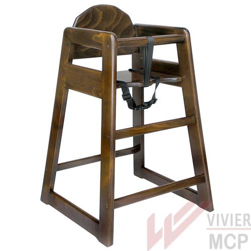 Chaise haute pour enfant sans plateau chaise haute professionnelle pour enfant en bois - Chaise haute pour enfant ...