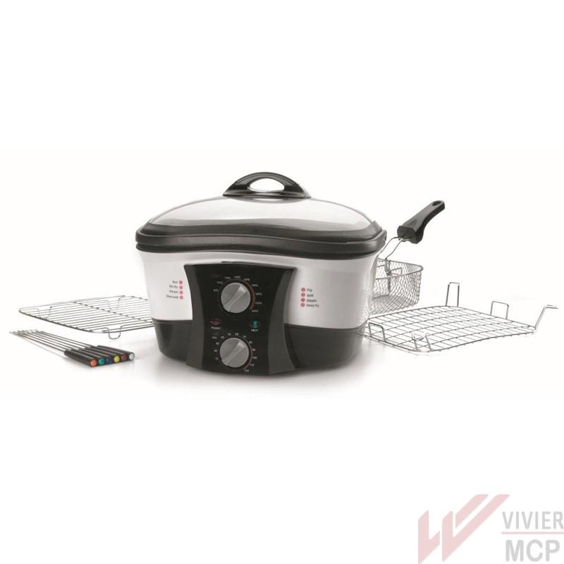 Multi cuiseur 8 en 1 - Vivier MCP