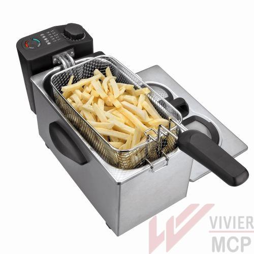 Friteuse électrique pro 3,5 l