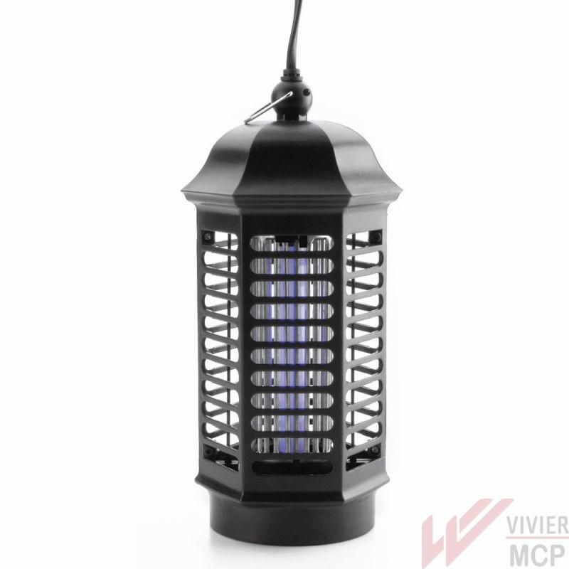 lampe anti moustiques lectrique pour ext rieur vivier mcp. Black Bedroom Furniture Sets. Home Design Ideas