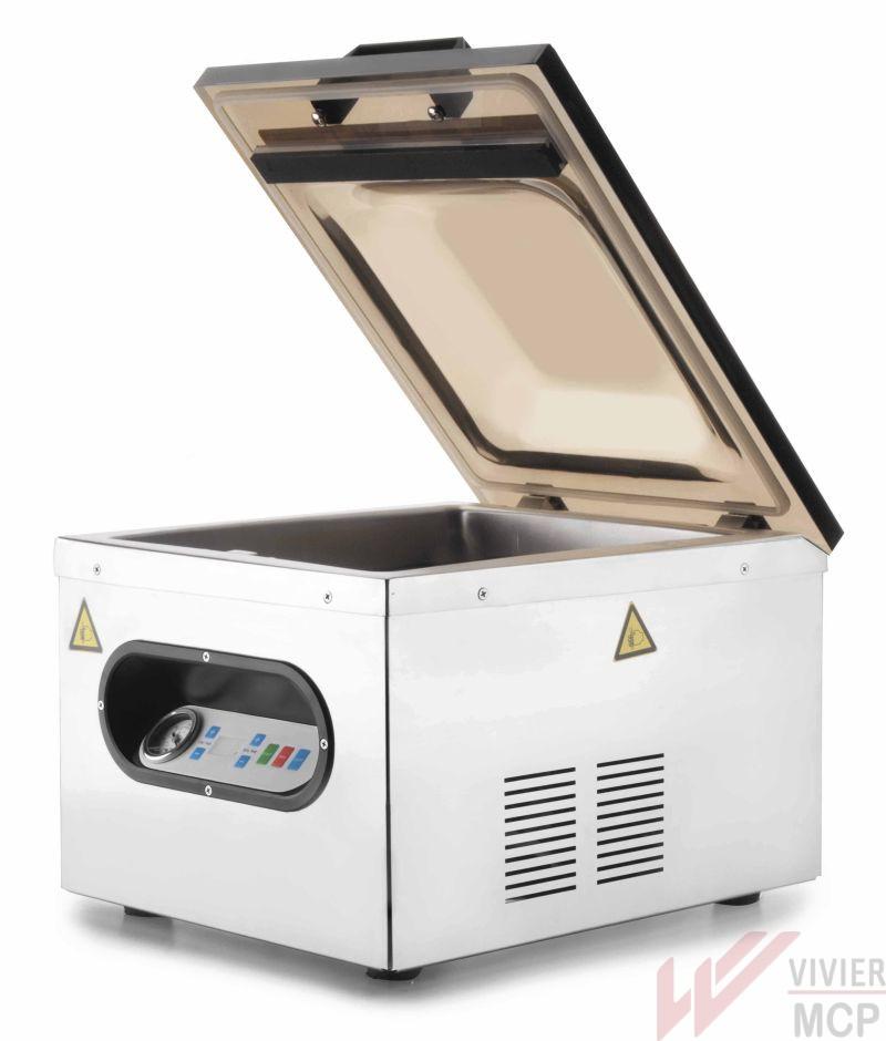 Machine à emballage sous vide professionnelle à cloche