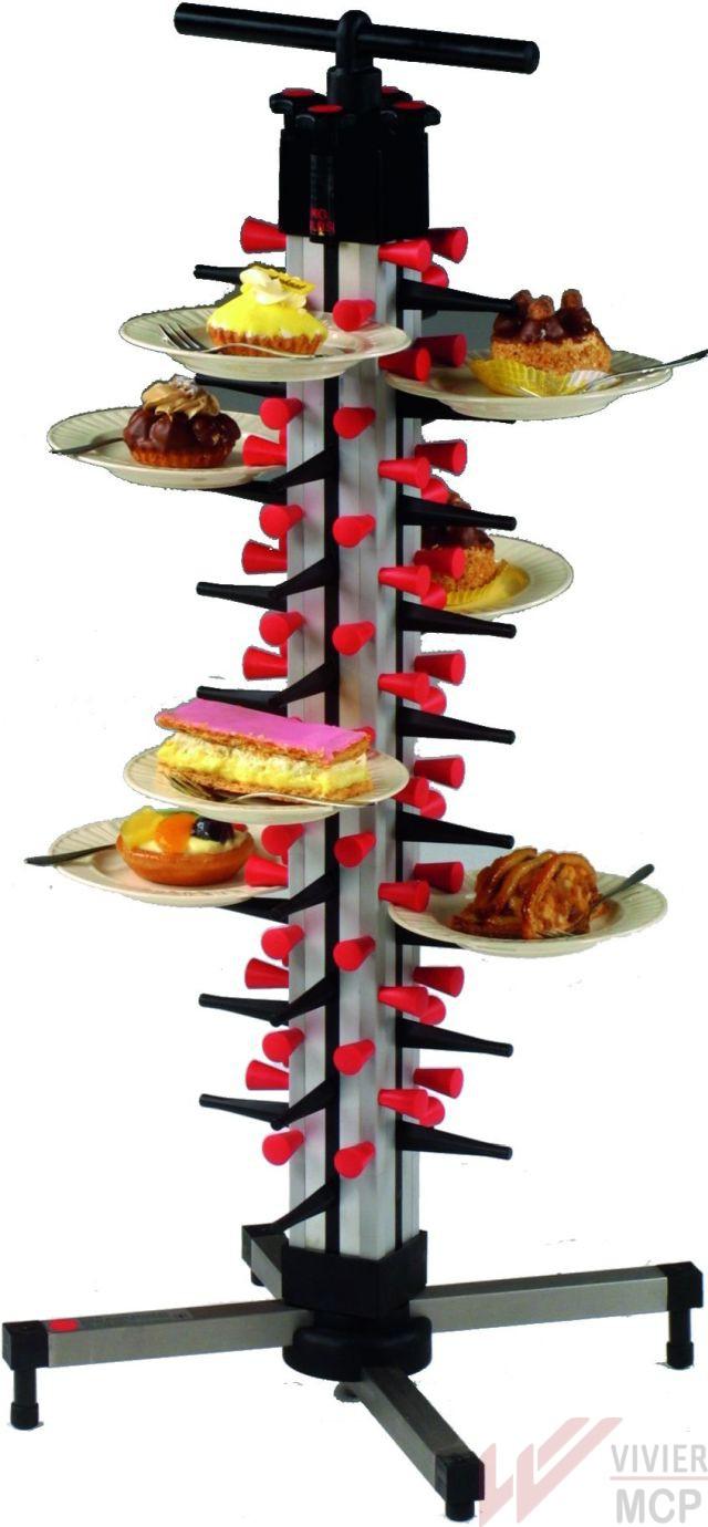 Porte assiettes professionnel 36 assiettes