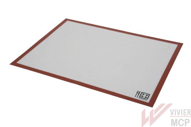 Tapis de four en silicone Euronorme 80 X 60 cm