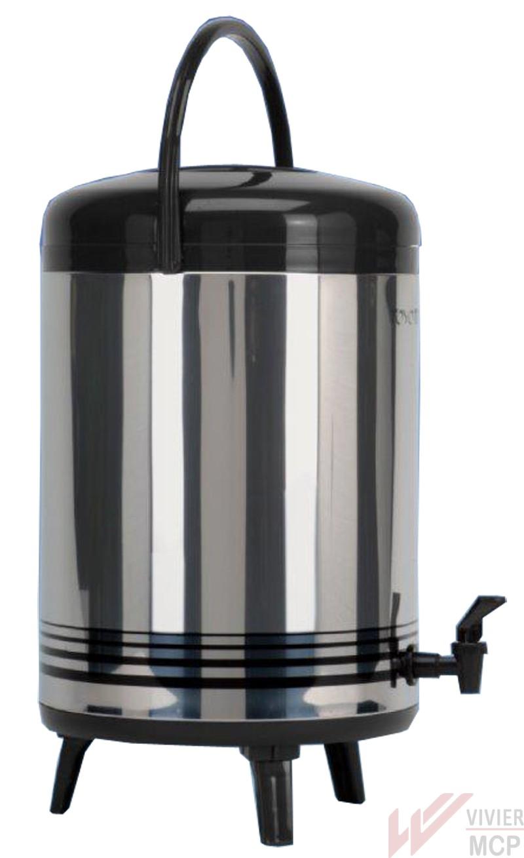 thermos inox pour grand volume d 39 eau ou de caf vivier mcp. Black Bedroom Furniture Sets. Home Design Ideas