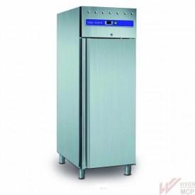 Armoire réfrigérée pour snacks en inox