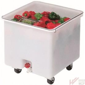 Bac à légumes ou fruits sur roues