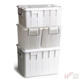 Bacs de stockage alimentaire