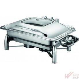 Chafing dish inox GN1/1