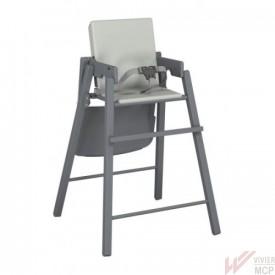 Chaise ultra pliante design avec plateau réglable