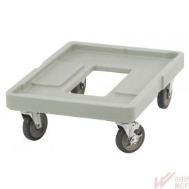 Chariot porte conteneur sans dosseret