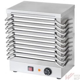 Chauffe plaques pour plats chauds