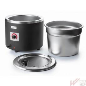 Chauffe soupe professionnel 11 litres