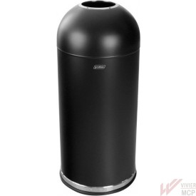 Collecteur de déchets sans contact élégant