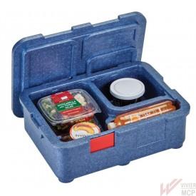 Conteneur isotherme pour repas individuels