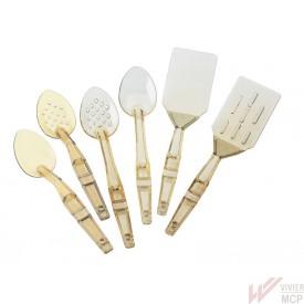 Cuillères et spatules de service haute température