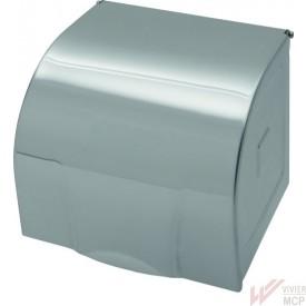Distributeur de papier toilette en inox brossé