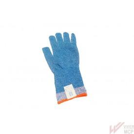 Gant de protection professionnel hydrophobe contre les coupures