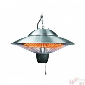 Lampe électrique chauffante suspendue