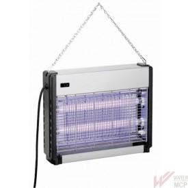 Lampe tue mouches professionnelle pour surfaces de 60 à 80 m²