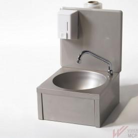 Lave mains professionnel avec commande au genou