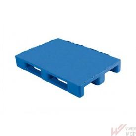 Palette de stockage 4 tonnes bleue