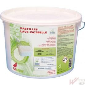 Pastilles écologiques pour lave vaisselle