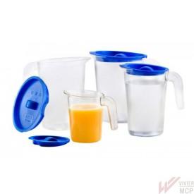Pichets très résistants sans BPA