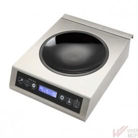 Plaque de cuisson à induction pour wok