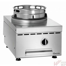 Plaque de cuisson wok gaz 1 feu