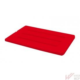 Plaque chaude ou accumulateur de chaleur pour conteneur