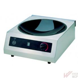 Plaque à induction compacte spéciale wok
