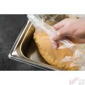 Sachet cuisson vapeur antiadhésif professionnel