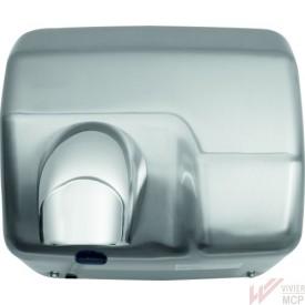 Sèche mains inox professionnel