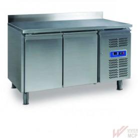 Meuble réfrigéré gastronorme GN1/1 à 2 portes