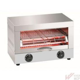 Toaster électrique professionnel 1 niveau