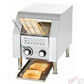 Toaster à tunnel mini 75 tranches / heure