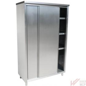 armoire de rangement inox pour cuisine vivier mcp. Black Bedroom Furniture Sets. Home Design Ideas