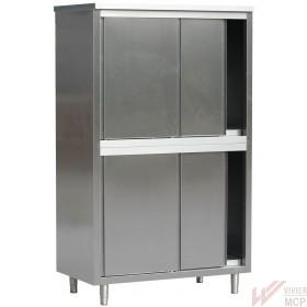 armoire suspendue en inox vivier mcp. Black Bedroom Furniture Sets. Home Design Ideas