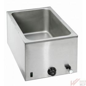Bain marie électrique avec robinet