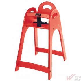 Chaise haute pour enfant polyéthylène